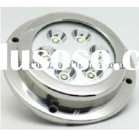 18w high power LED marine light sea lamp boat yacht use IP68 waterproof round retail