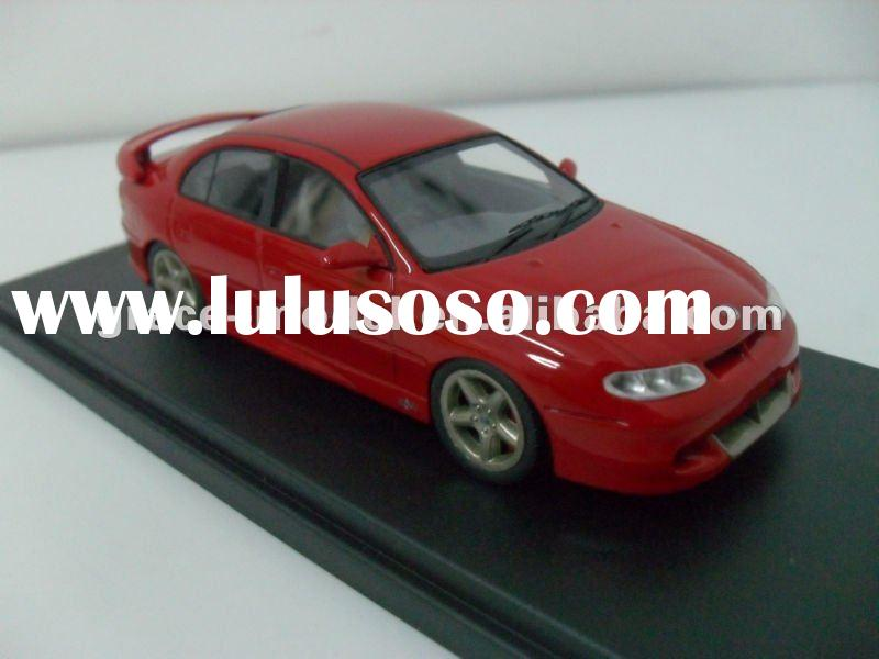 1/43 red hsv topcon gts custom resin scale model car