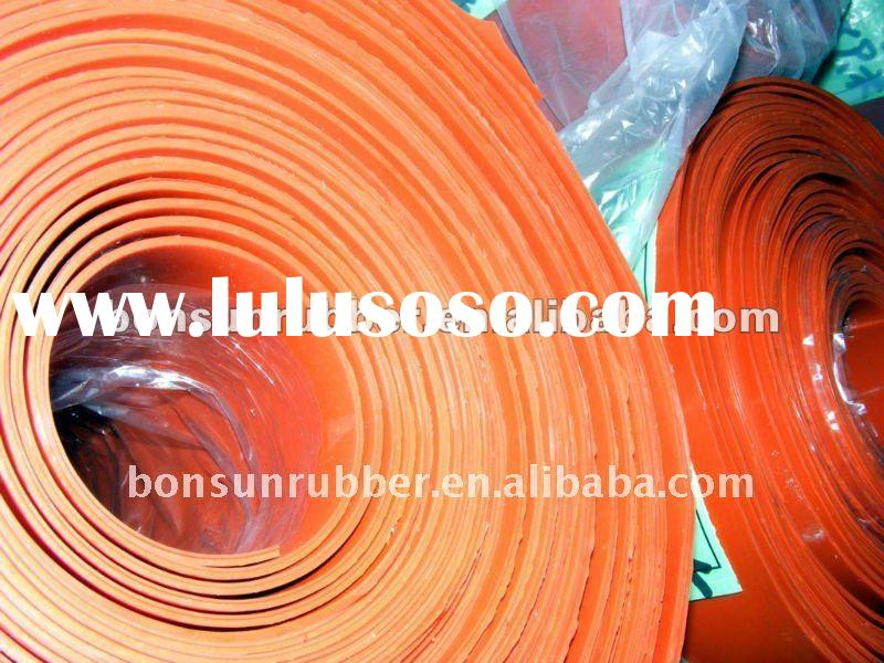 1mm to 50mm thickness neoprene(CR) rubber sheet