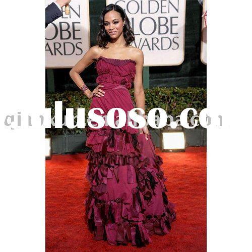 2010 most famous style full length Elie saab evening dress