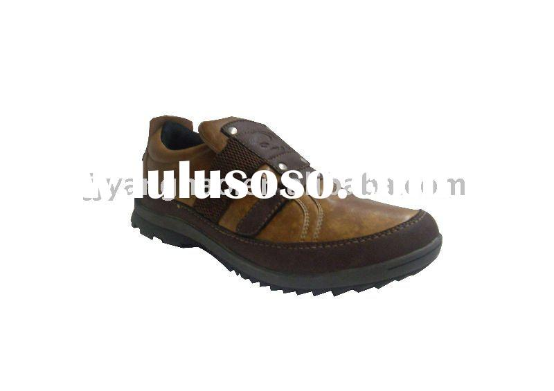 2011 Fashion men's leather casual shoes