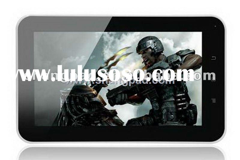 2012 Hot sale MID Tablet PC manual capacitive android 4.0 7 inch tab pc