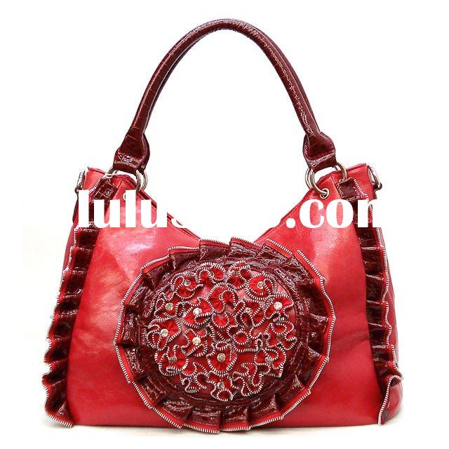 2012 New Style Fashion Flower Handbag