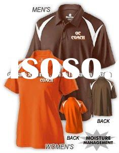 2012 fashion coach polo t-shirt with top quality for OEM Service