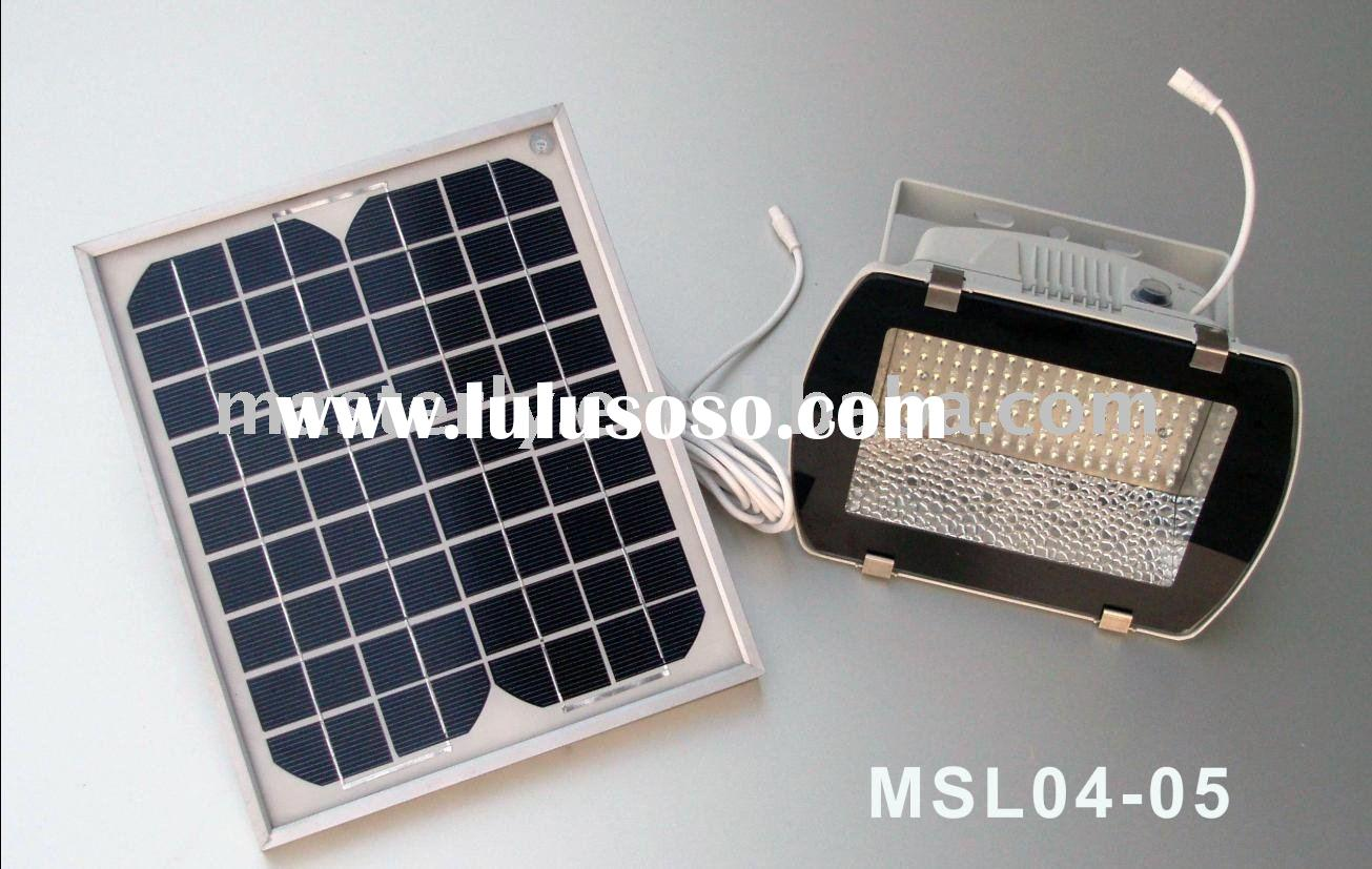 20w solar lighting system,white solar flood ligtht,solar home lighting,solar sensor light