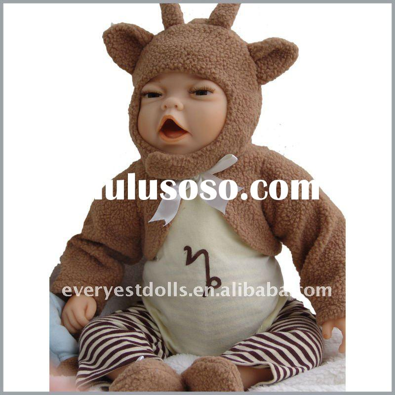 "22"" reborn real baby dolls"