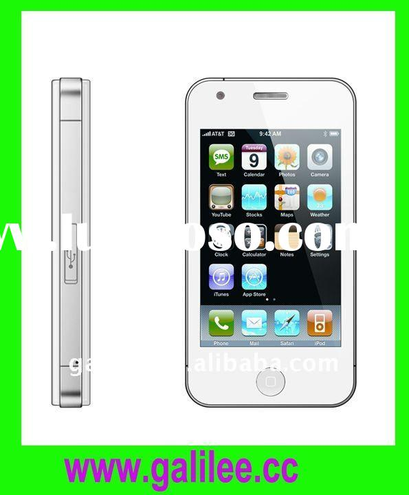 "3.5"" DVB-T MPEG4 TV Mobile Phone with Dual SIM Dual standby GLL MPEG4"