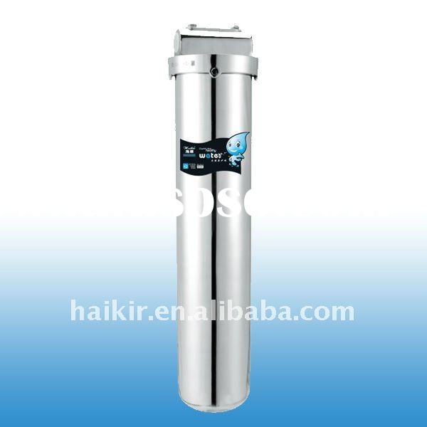 4 stage stainless steel water purifier system