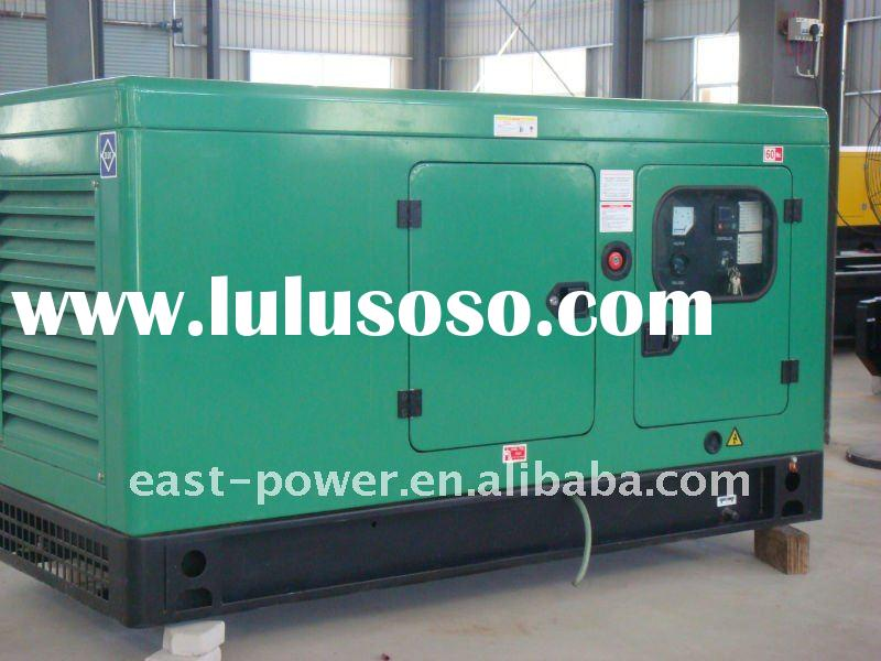 500KW/625KVA Cummins Soundproof diesel generator set