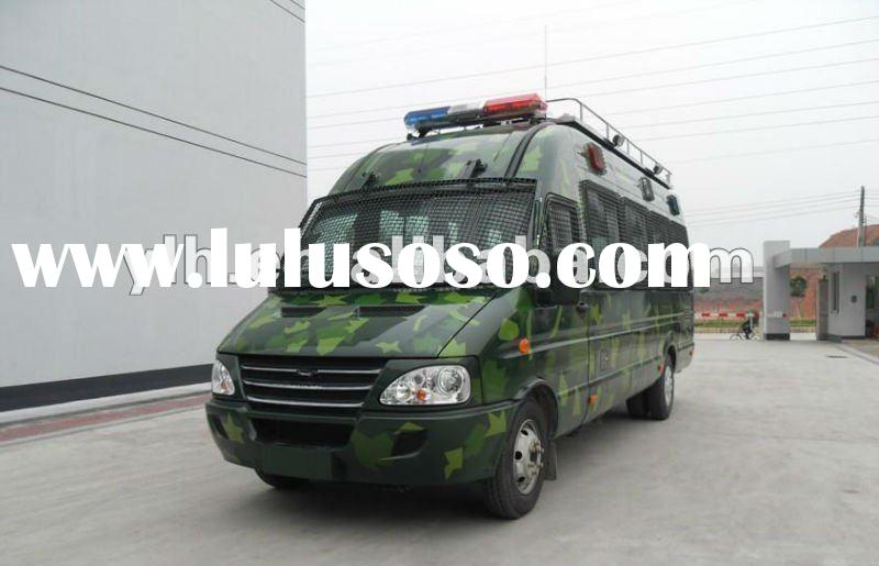 5055XYBF Armored truck