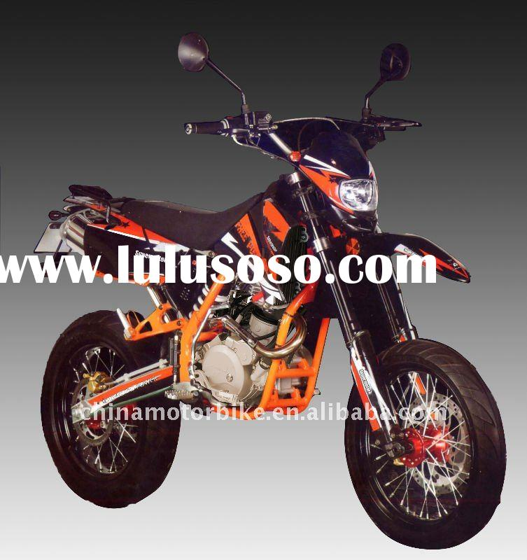 50cc supermoto enduro water liquid cooled motorcycle with EEC/sports motorcycle/racing bike/dirt bik