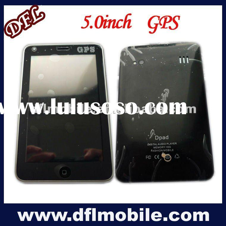 5.0inch java games for touch screen phone free t8500 mobile phone