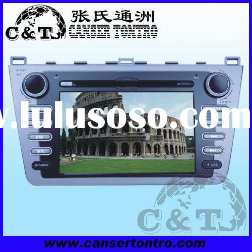 "7"" MAZDA6 Special Car DVD Player, Car Original Fit DVD with GPS, ISDB-T/DVB-T etc"