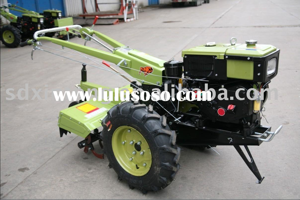 8-10hp hand tractor /farm walking tractor