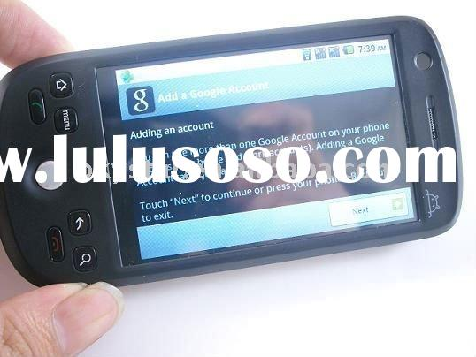 A007-C 3.2 inch android 2.2 smart capacitive touch screen mobile phone with TV wifi GPS