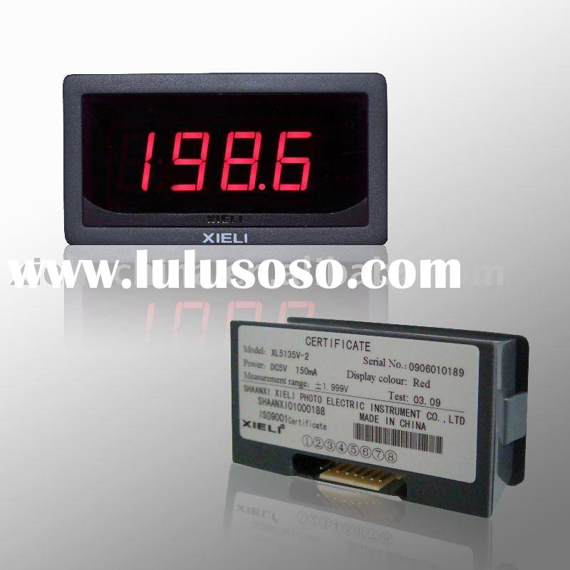 High Frequency Voltmeter : Digital dc ammeter manufacturers in