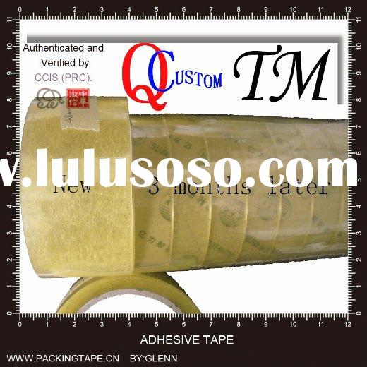 Adhesive tape with water based glue for hair extensions PT-50