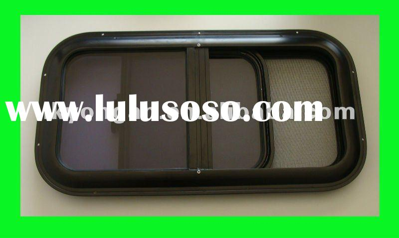 Aluminium Frame Horse Trailers Side Window