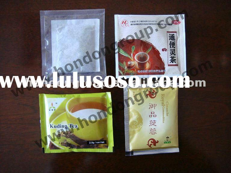 Automatic machine bubble tea sachet tea bag packing machine