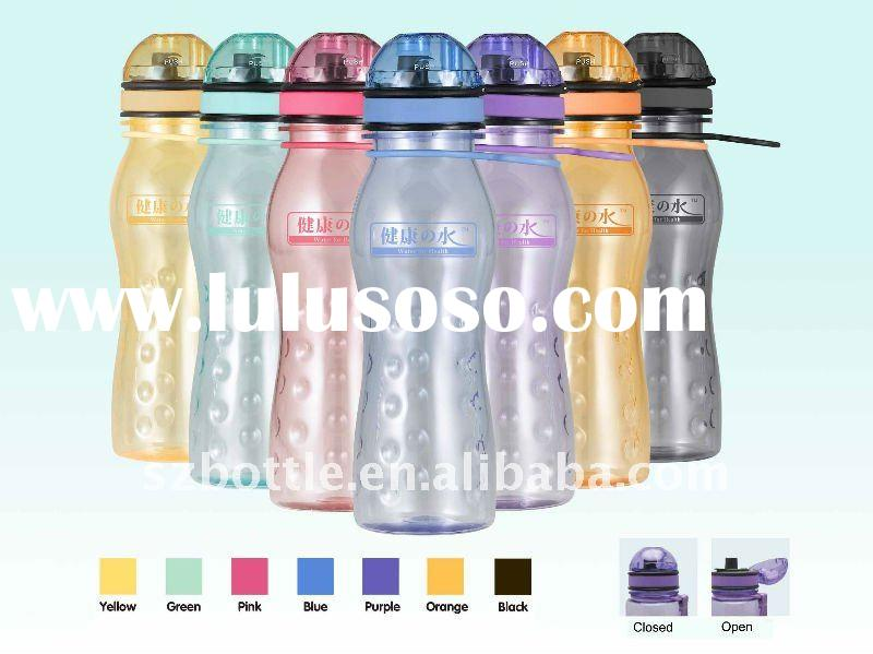 BPA free water bottle with spout cover (SQ500.32XD)