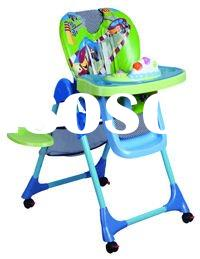 Baby high chair with milk tray NB-BH035