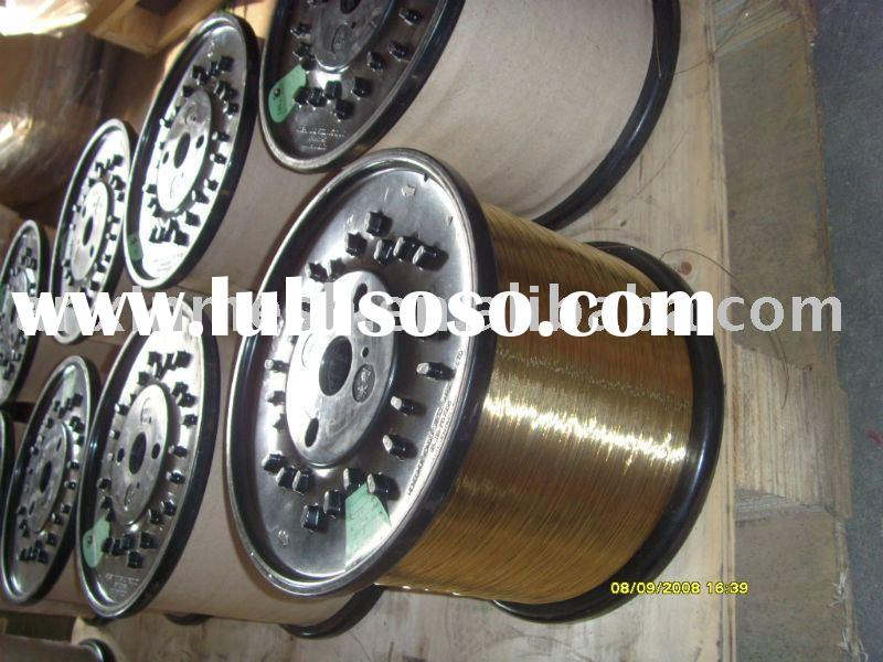 Brass Plated Steel Wire
