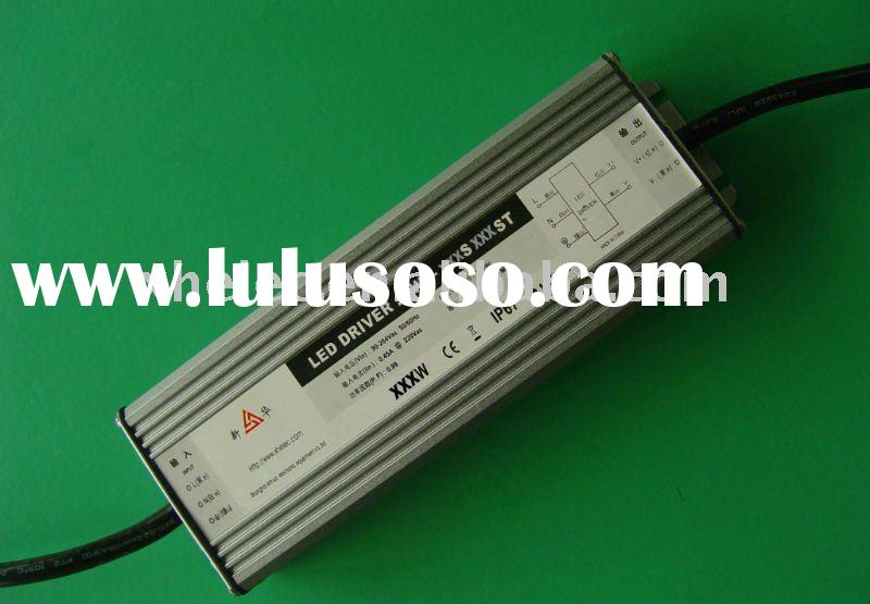 CE waterproof 12w 20w 35W 40w 50W 75W 100W 150W 200W 250W constant current dimmable led driver