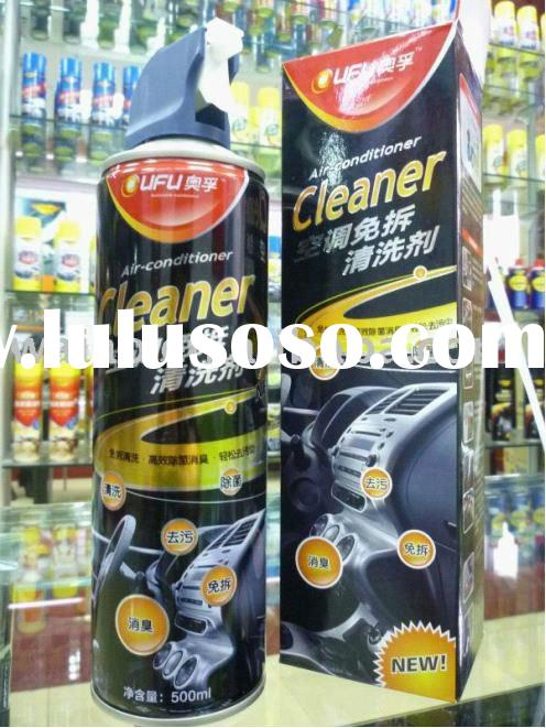 Car Air conditioner cleaner Spray wax shampoo,detergent (OUFU car care products)