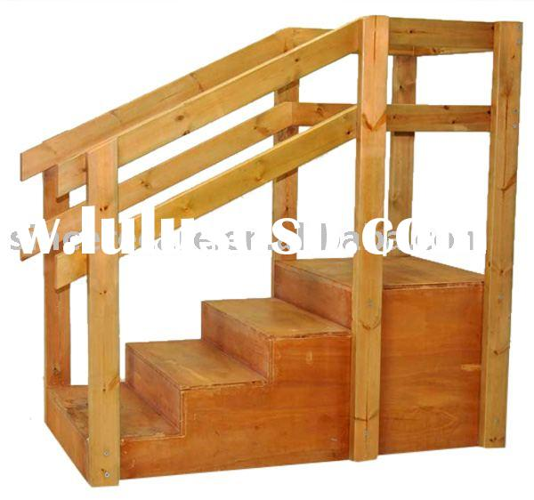 Closed-end Training Stairs DMT-001