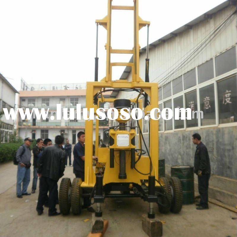 Continued 5-year Sales No.1 HF-3 Drilling Machine for Water Well
