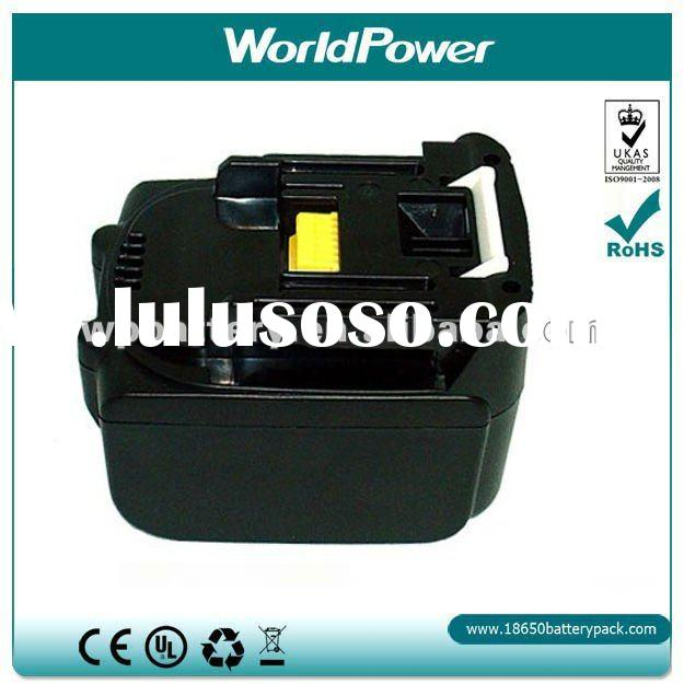 Cordless power tool replacement lithium ion battery Makita 18V