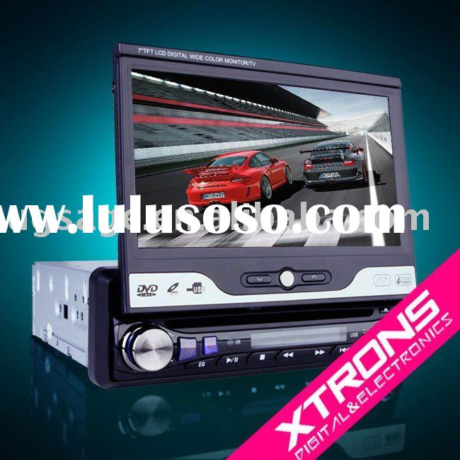 "D708: 7""in-dash Car DVD/ Car DVD player/ Car Video with Touch Screen /Bluetooth /TV /RDS /USB /"