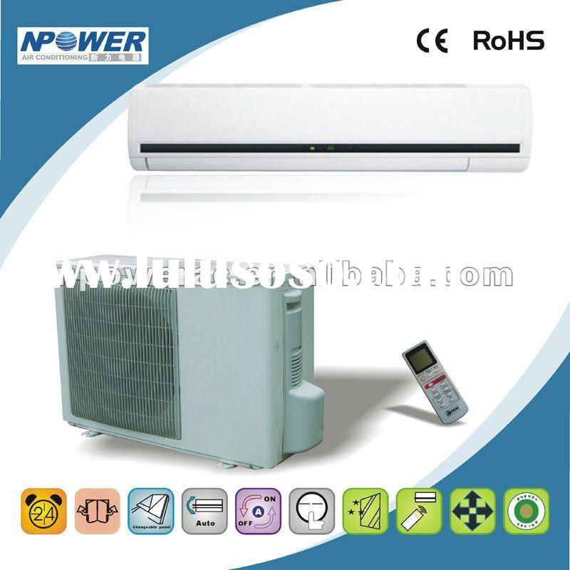 DUCTLESS AIR CONDITIONER HEAT PUMPS