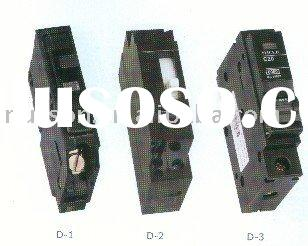 D SERIES SQUARE design mini circuit breaker sales
