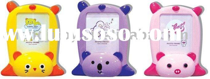 Decoration picture frame with piggy bank CJ-0414452