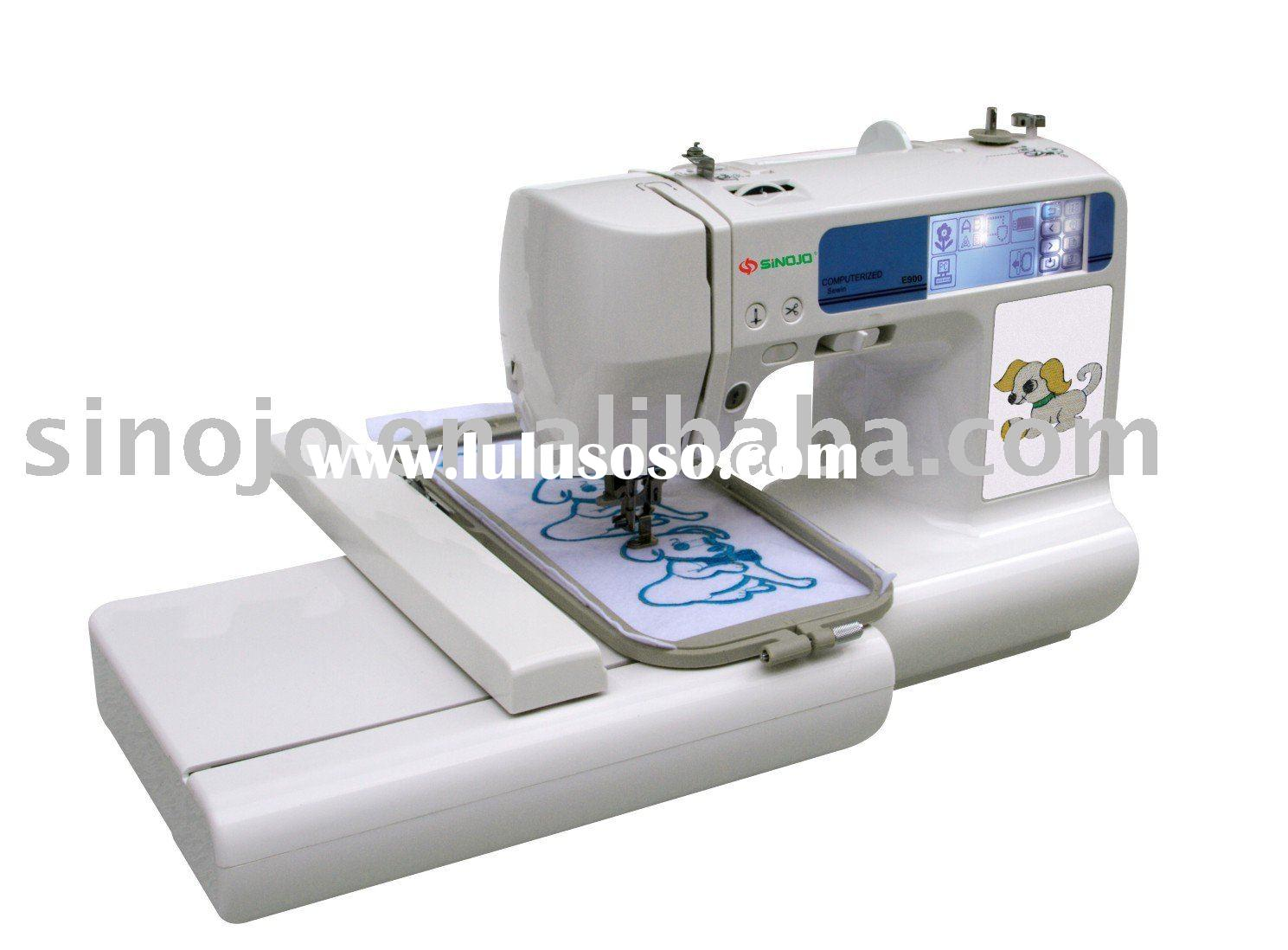 Used Domestic Embroidery Machine Used Domestic Embroidery Machine Manufacturers In LuLuSoSo.com ...