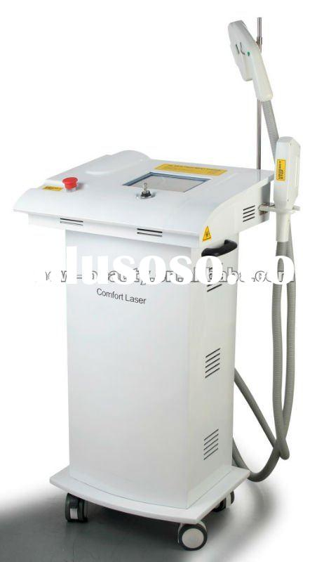 Double Handle IPL Laser Hair Removel Machine For Sale