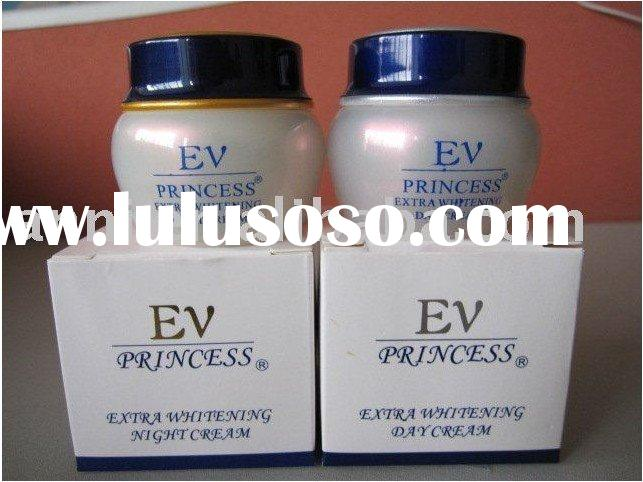 Effective beauty product ,EV-PRINCESS Extra Whitening Cream,Day&Night skin care