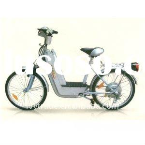 Electric bikes and brushless motor