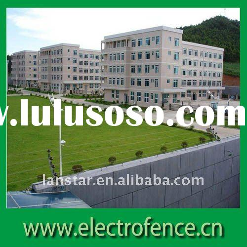 Electric fence security with Alarm system ---Factory