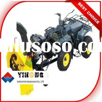 Fast delivery ATV snow removal equipment with CE