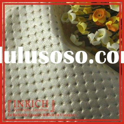 Fire Proof Synthetic Leather For Wall Panels