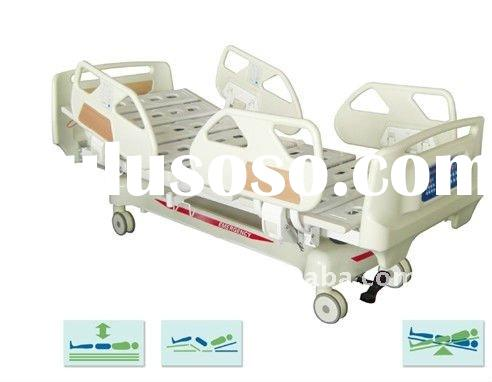 Five Functions Electric Hospital bed(Vertical Lift)