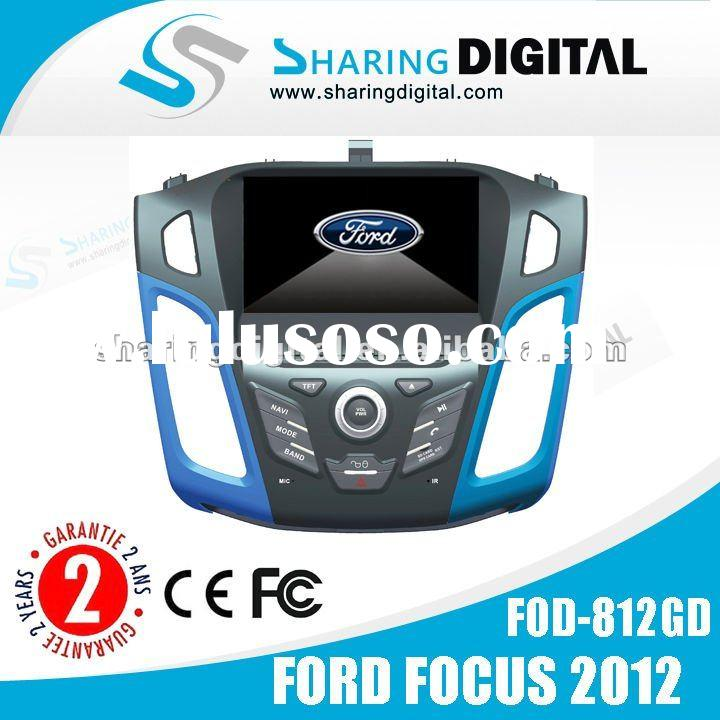 Ford Focus 2012 Car Radio with gps ipod tv 3d menu PIP