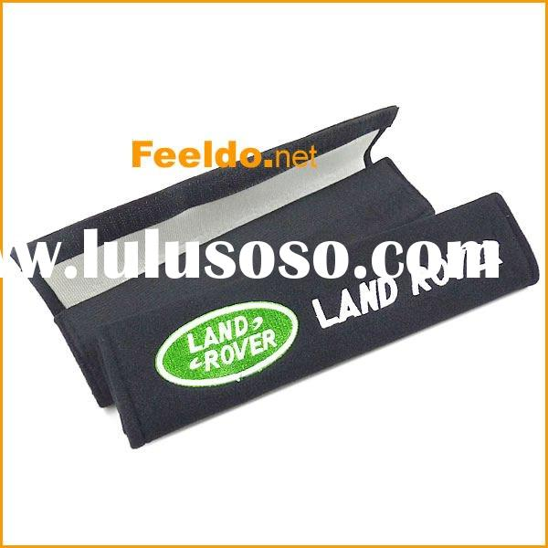 Good material Whosale Car Truck Seat Belt Cover for Land Rover(FD-SBC-Land Rover)