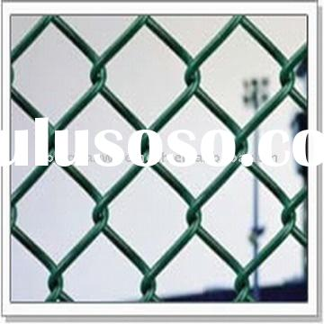 Good price of Galvanized Chain Link Fence