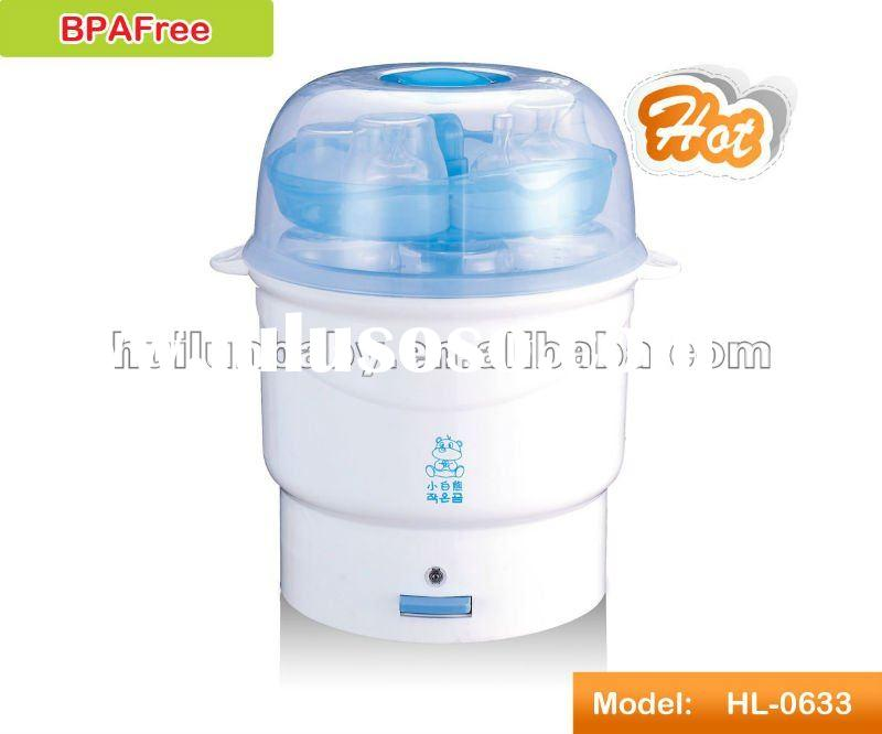 HL-0633 baby product 6-feeding bottle sterilizer
