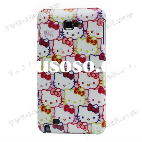 Hello Kitty Case Cover for Samsung Galaxy Note I9220