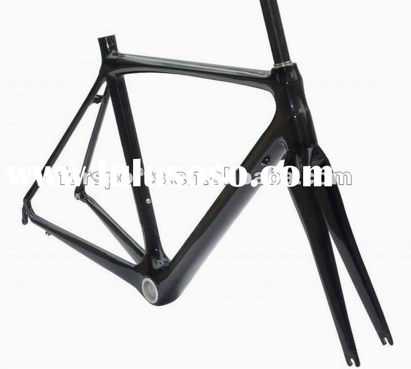 High Quality cheap full carbon fiber bicycle frame for road