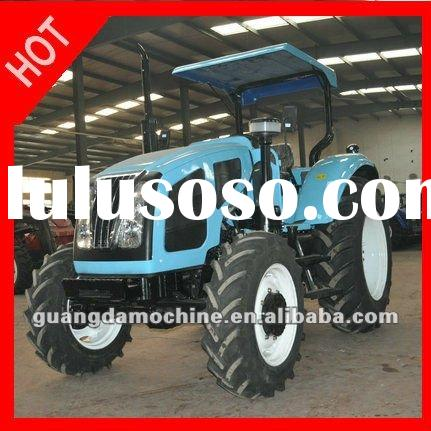 Hot sale tractor GD754 70hp 4wd second hand tractor